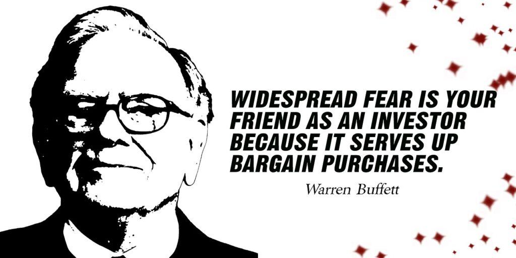Osodni priority Warrena Buffeta